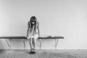 attacchi di panico e gambe deboli